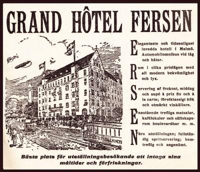 Grand Hotel Fersen