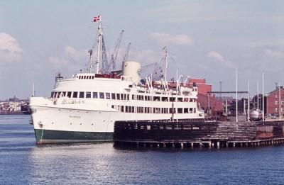 Den Bilden MS Malmöhus