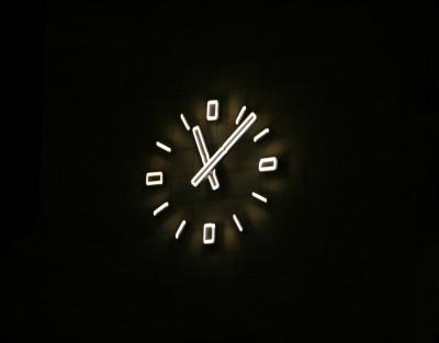Den Bilden Trygghusets klocka