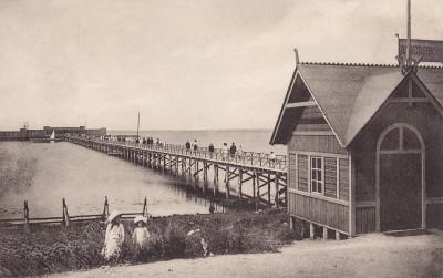 Ribersborg med stationshus