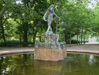 Den Anna-Lisa Kungsparken Malmö