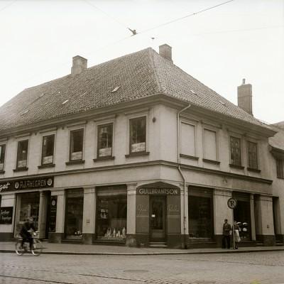 Den Bilden Ahlgrens konfektyr Östergatan Malmö