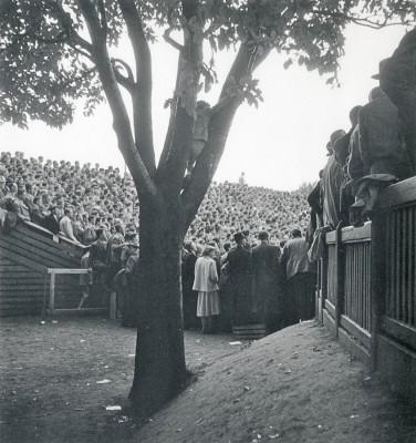 Den Bilden Gamla IP MFF 1950