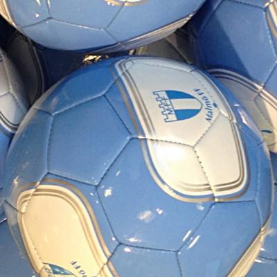Den Bilden MFF HIF Sjung för guld Swedbank Stadion 2