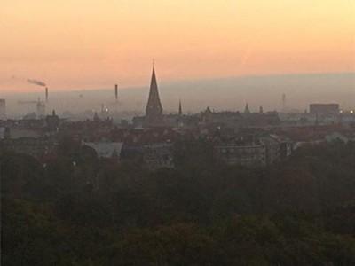 Den Bilden Utsikt från Kronprinsen