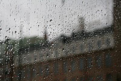 Malmöblickar Regnig fredag Savoy Malmö
