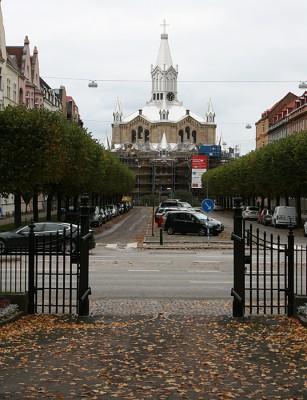 Malmöblickar Sankt Pauli kyrka nu 2