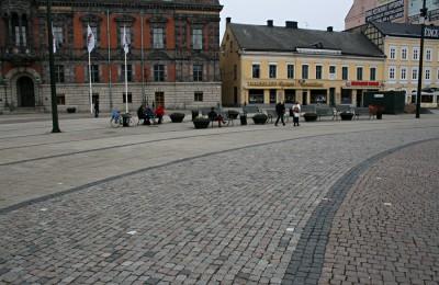 Malmöblickar Vattenkonsten Stortorget gamla Malmö