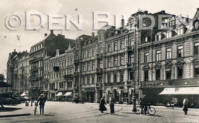 Gustav Adolfs torg gamla Malmö