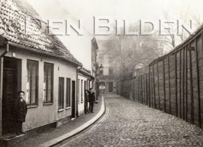 Ture Olsson Snapperupsgatan 10 Ebbas hus