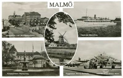 Malmövykortet-R