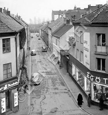 Foto Östra Dalgatan 1956 2