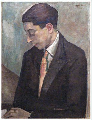 Hjalmar Gullberg Agda Holst