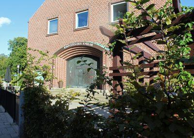 Nyapostoliska kyrkan/Brf S:t Knut 2013