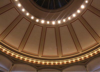 Malmö Latinskolas gamla aula