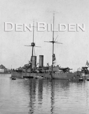 HMS Drottning Victoria