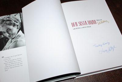 Den sista divan - boken om Anita