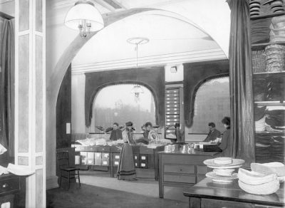 Valhallapalatset 1910
