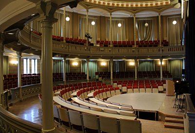Latinskolans gamla aula