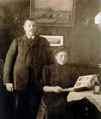 Gerda och Edvard