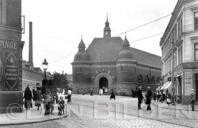 Södra Saluhallen Flodgatan Föreningsgatan