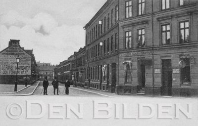 Flodgatan 1890-tal
