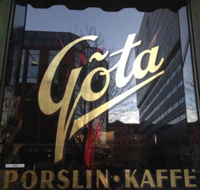 Göta glas och porslin Amiralsgatan 8 Malmö